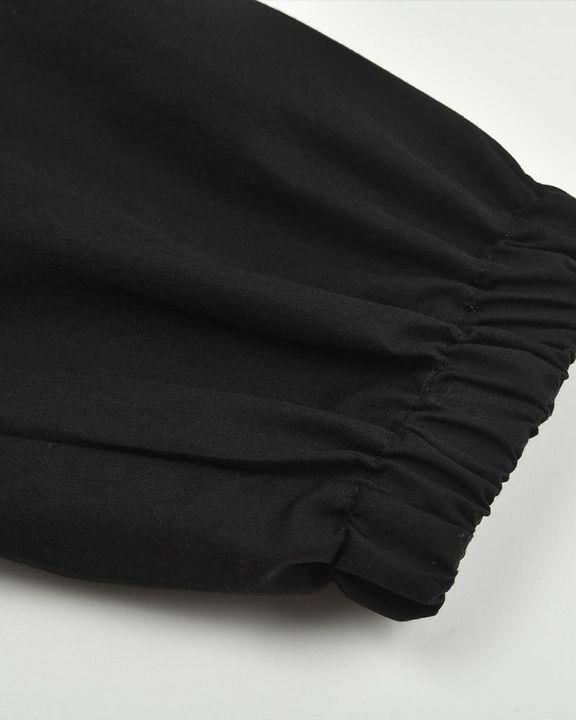 Studded Flap Pocket High Waist Pants gallery 10