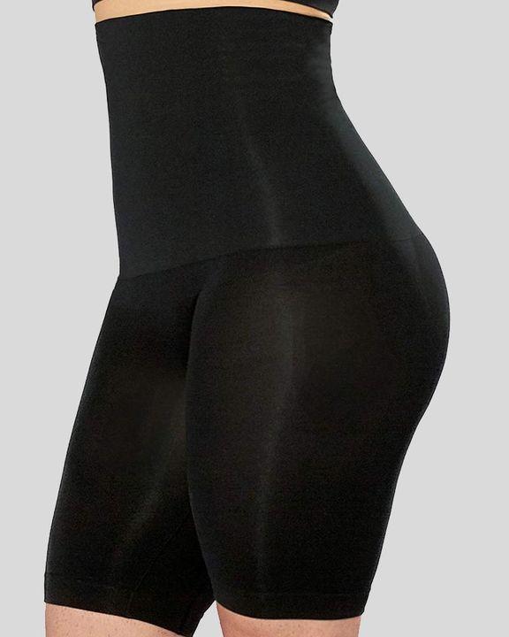 High Waisted Tummy Control Thigh Slimming Shapewear Shorts gallery 1
