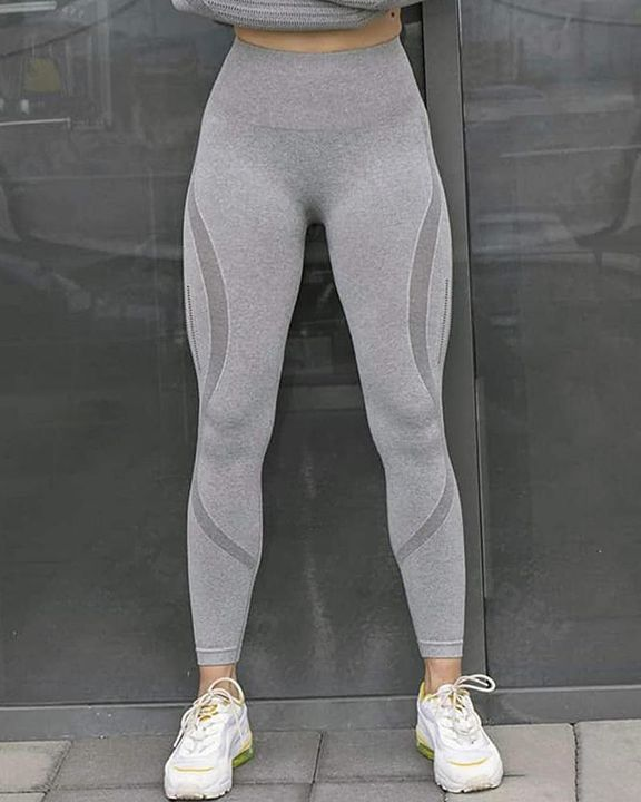 Hollow Out Butt Lifting Sports Leggings gallery 5