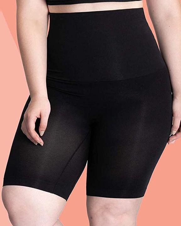 High Waisted Tummy Control Thigh Slimming Shapewear Shorts gallery 3