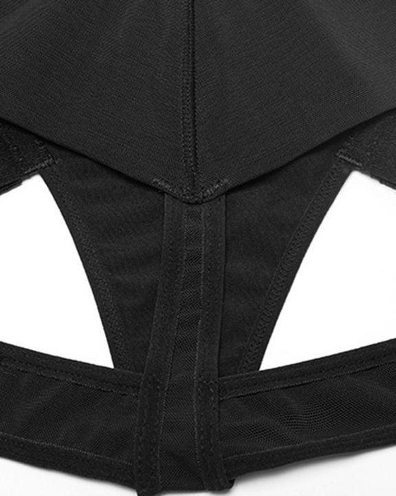 Steel Boned Cutout Butt Lifting Shapewear Shorts gallery 5
