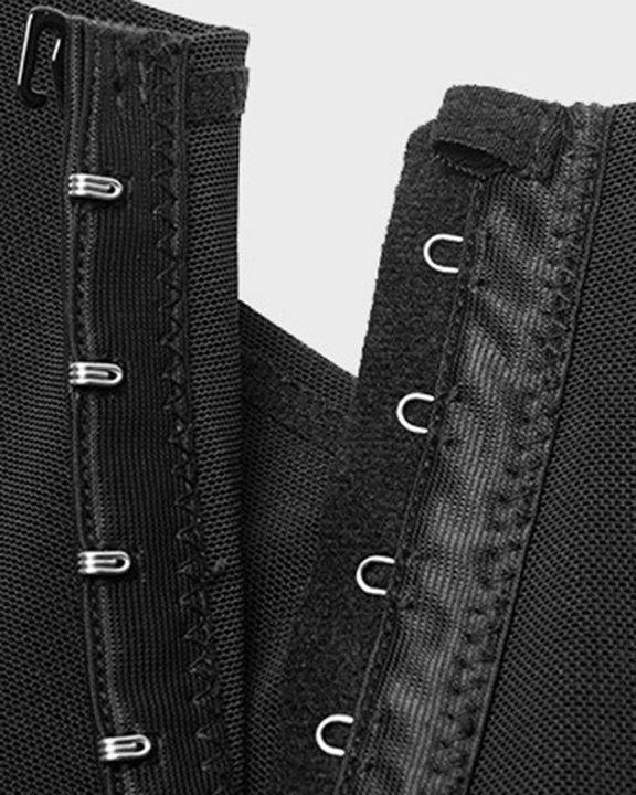 Steel Boned Cutout Butt Lifting Shapewear Shorts gallery 6