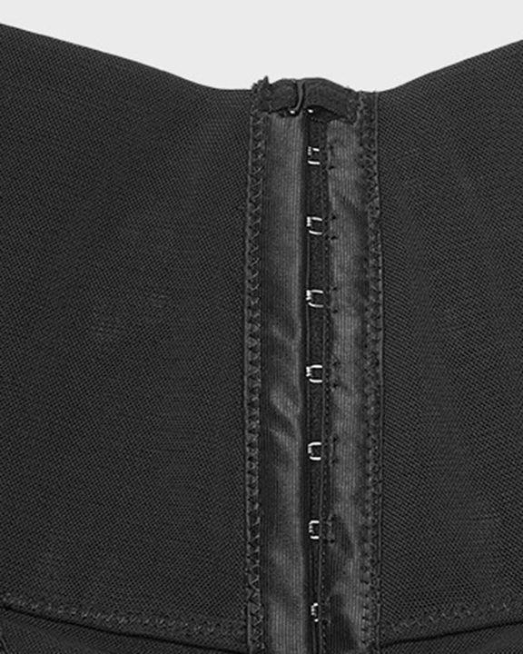 Steel Boned Cutout Butt Lifting Shapewear Shorts gallery 4