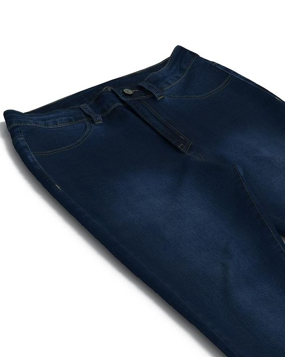 Elastic High Waist Butt Lifting Jeans gallery 19