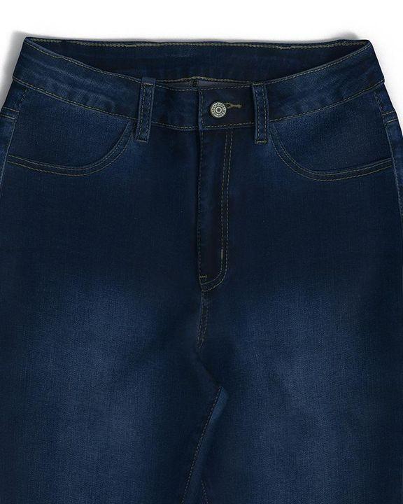 Elastic High Waist Butt Lifting Jeans gallery 20