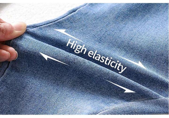Elastic High Waist Butt Lifting Jeans gallery 21