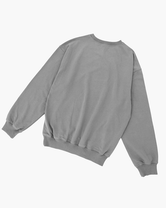 Letter Print Round Neck Long Sleeve Sports Tee gallery 8