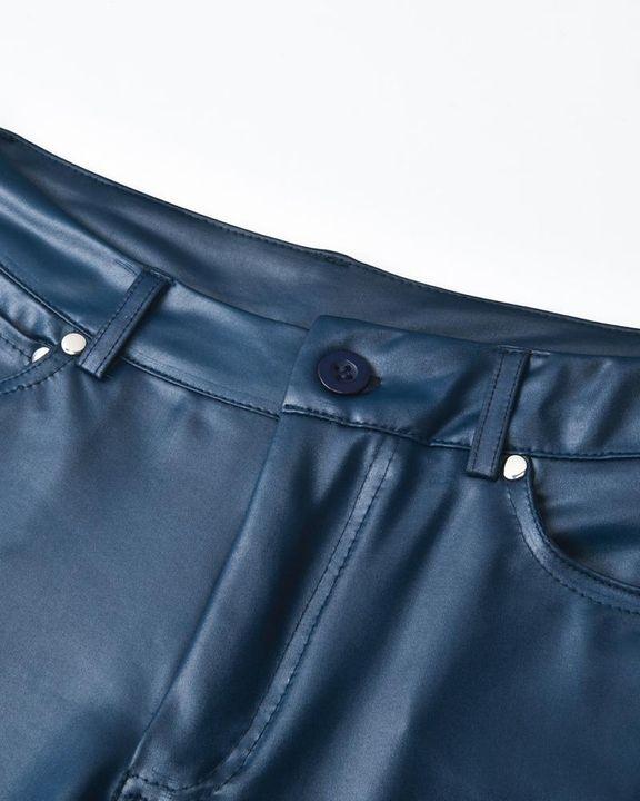 High Waist Butt Lifting Skinny Pants gallery 14