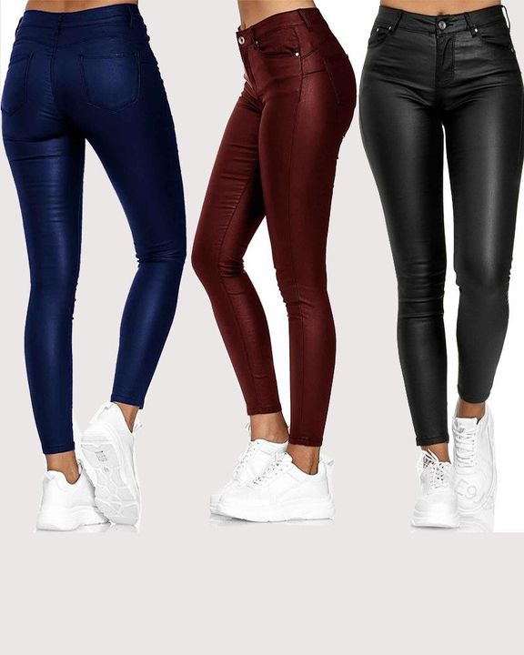 High Waist Butt Lifting Skinny Pants gallery 2