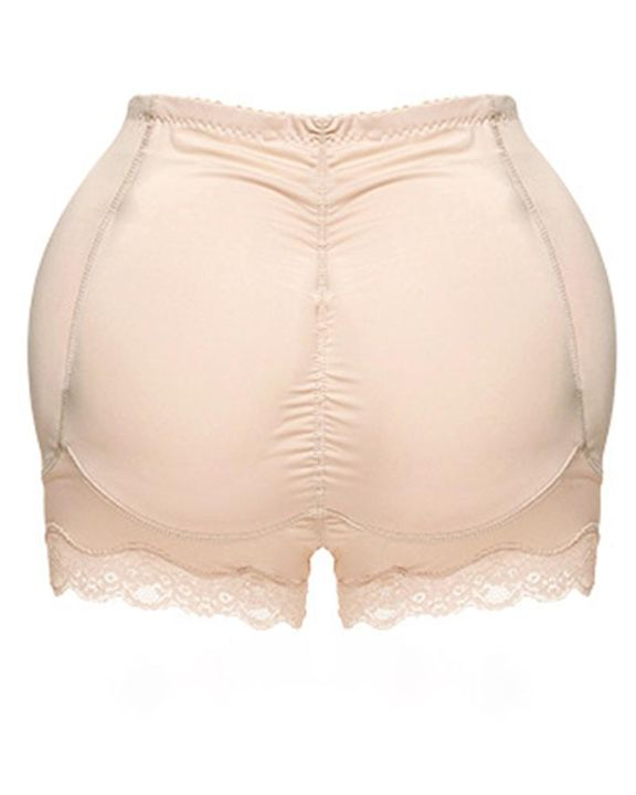 Floral Lace Butt Lifting High Waist Shapewear Shorts gallery 5