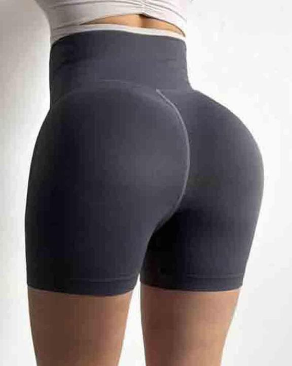 Hook Gridle High Waist Trainer 3'' Sports Shorts gallery 8