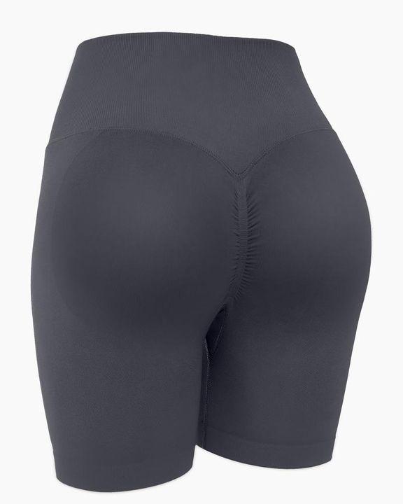 Scrunch Butt Lifting High Waist Sports Biker Shorts gallery 16