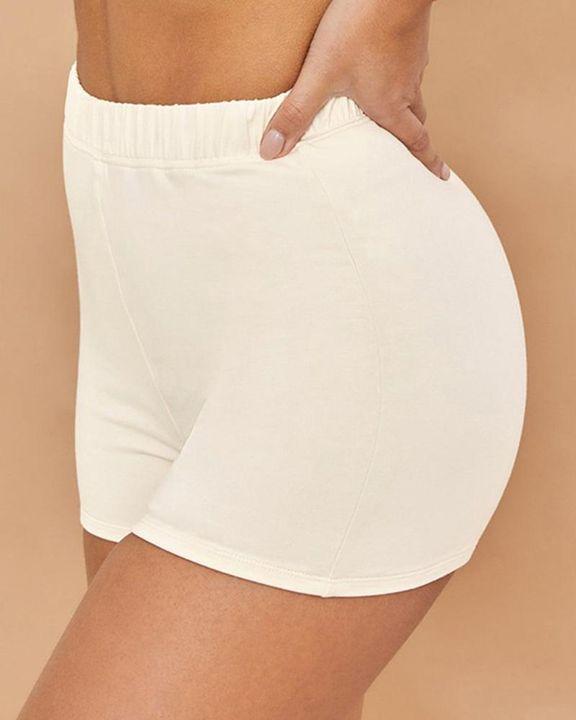 Elastic Waist Butt Lifting Sports Shorts gallery 1