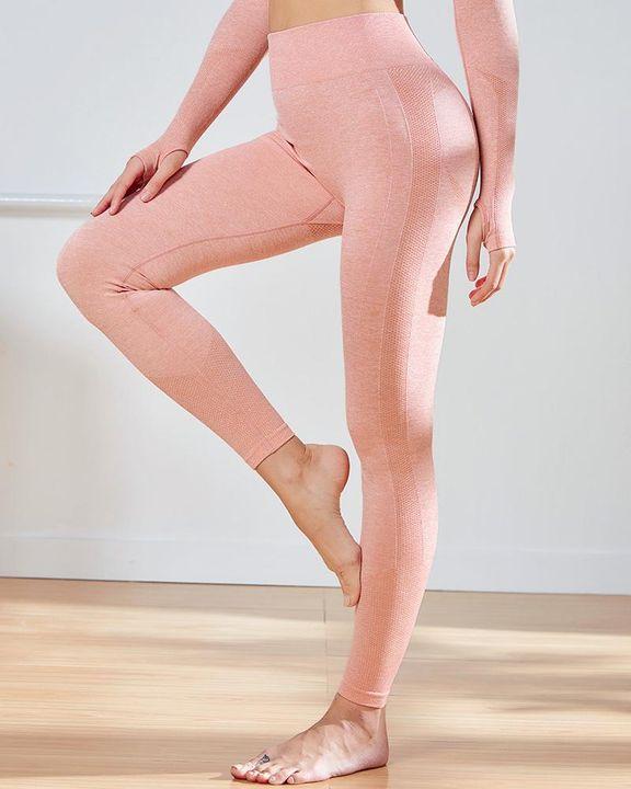 Space Dye Butt Lifting Sports Leggings gallery 12