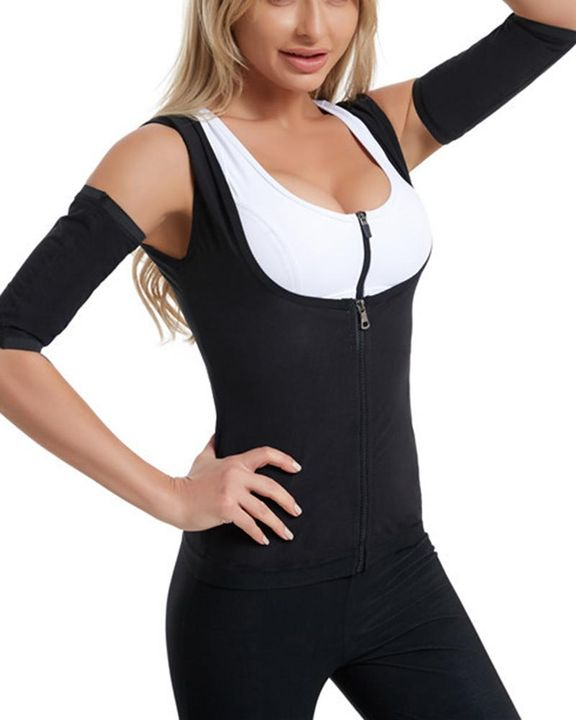1pair Arm Fitted Shaping Sleeve gallery 5