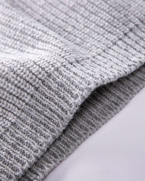 Chunky Knit Drop Shoulder Sweater gallery 12