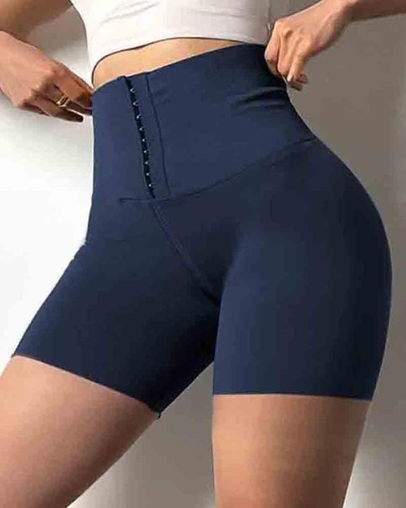 Hook Gridle High Waist Trainer 3'' Sports Shorts gallery 2