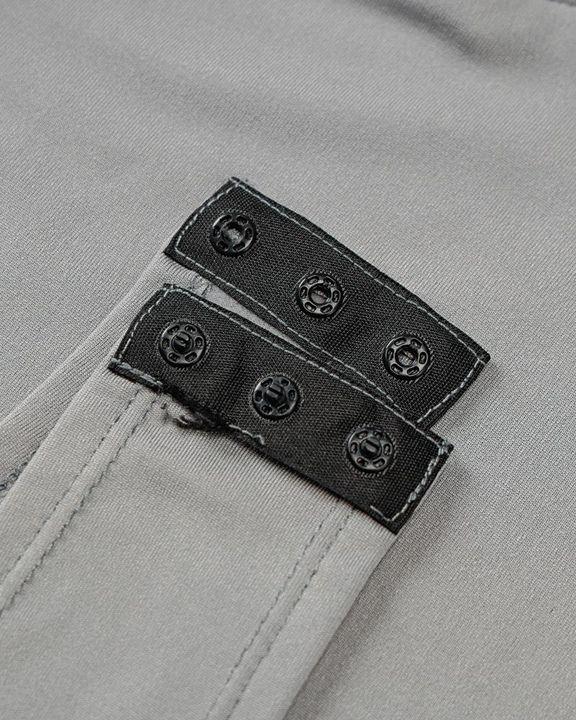 Solid Long Sleeve Bodysuit gallery 7