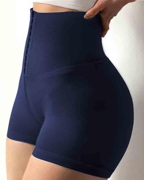 Hook Gridle High Waist Trainer 3'' Sports Shorts gallery 6