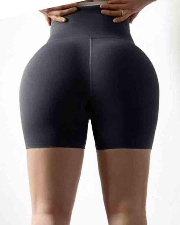 Hook Gridle High Waist Trainer 3'' Sports Shorts gallery 9
