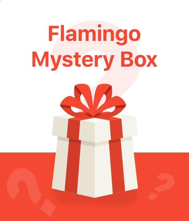 Flamingo Mystery Box gallery 1