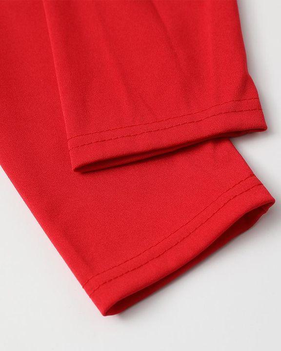 Solid Zip Up Dual Pocket Hooded Top & Pants Set gallery 15