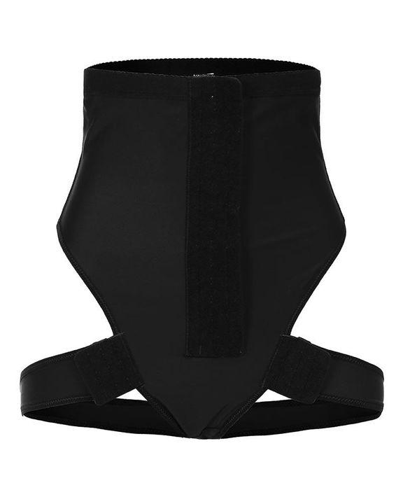 Cutout Butt Hook Tie Shapewear Panty gallery 1