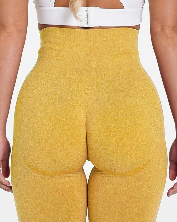 Beauty Contour Seamless Sports Shorts gallery 2
