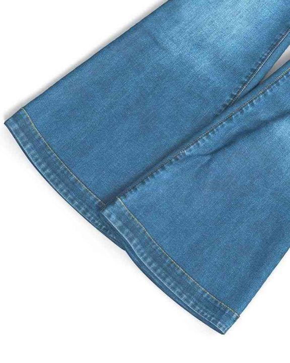 Classic Flare Hem High Waist Jeans gallery 18