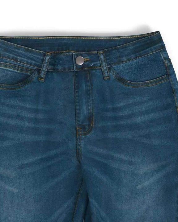 Classic Flare Hem High Waist Jeans gallery 12