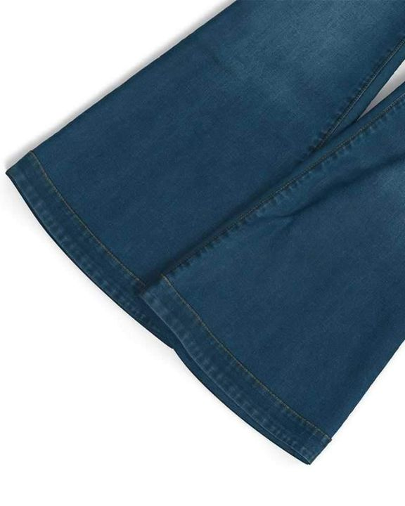 Classic Flare Hem High Waist Jeans gallery 13
