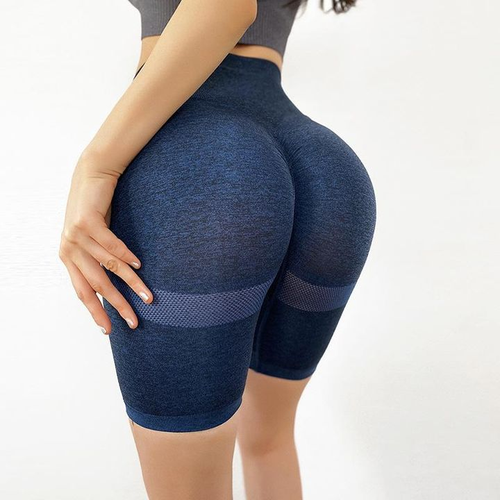 Beauty Contour Butt Lifting Fitness Sports Shorts gallery 19