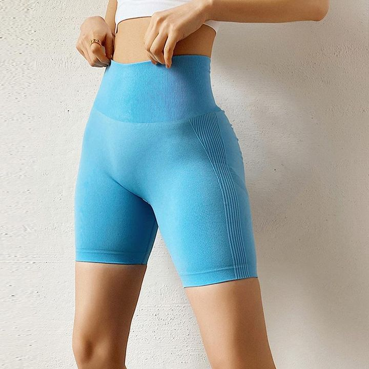 Beauty Contour Butt Lifting Fitness Sports Shorts gallery 9