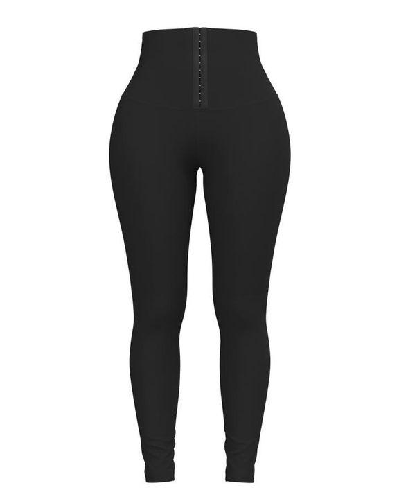 Body Shaping Waist Cincher Sports Leggings gallery 24
