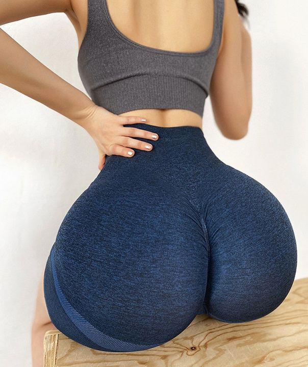 Beauty Contour Butt Lifting Fitness Sports Shorts gallery 20