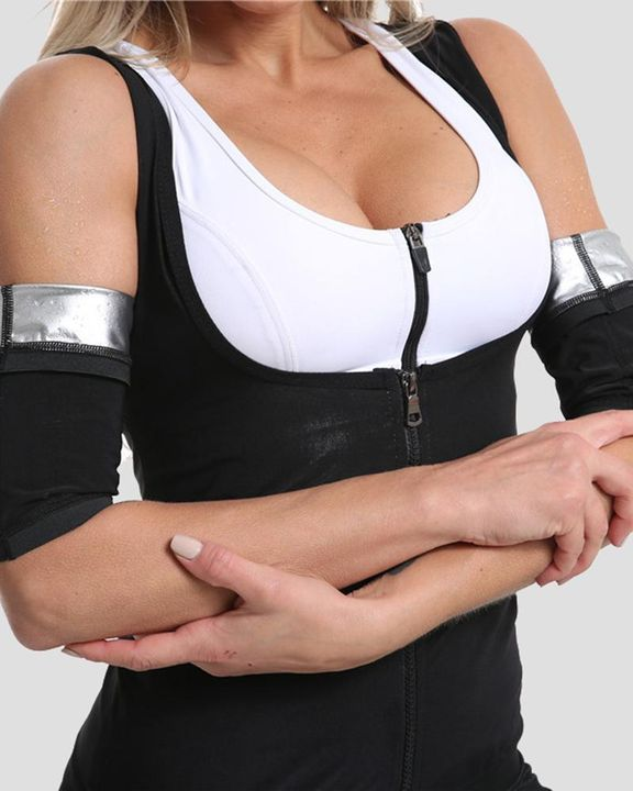 1pair Arm Fitted Shaping Sleeve gallery 3